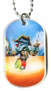 Topps Skylanders SWAP FORCE LOOSE Dog Tag Wash Charge [34 of 44]