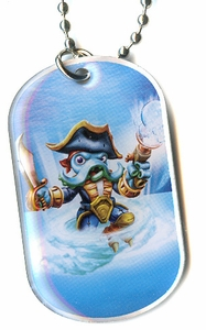 Topps Skylanders SWAP FORCE LOOSE Dog Tag Wash Ranger [36 of 44]