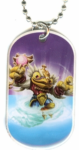 Topps Skylanders SWAP FORCE LOOSE Dog Tag Hoot Ranger [40 of 44]