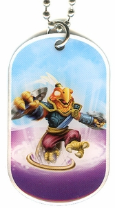 Topps Skylanders SWAP FORCE LOOSE Dog Tag Free Loop [44 of 44]