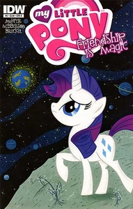 My Little Pony Friendship Is Magic Comic Book #6 Cover B