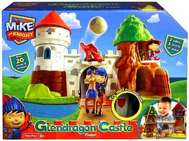 Fisher Price Mike the Knight Playset Glendragon Castle
