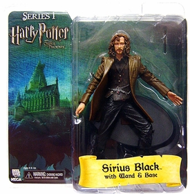 NECA Harry Potter and the Order of the Phoenix 7 Inch Series 1 Action Figure Sirius Black