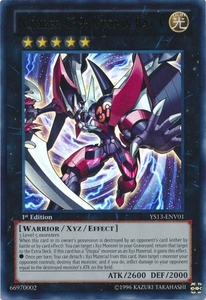 YuGiOh 2013 Super Starter: V for Victory Single Card Ultra Rare YS13-ENV01  Number C39: Utopia Ray V