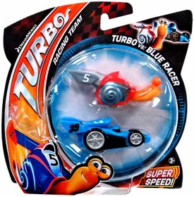 Turbo Movie Vehicle 2-Pack Turbo vs Blue Racer