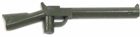 LEGO LOOSE Weapon Gray Rifle