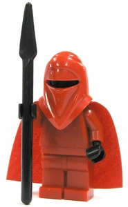 LEGO Star Wars LOOSE Mini Figure Imperial Royal Guard with Black Force Pike