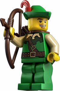 LEGO Minifigure Collection Series 1 LOOSE Mini Figure Forestman