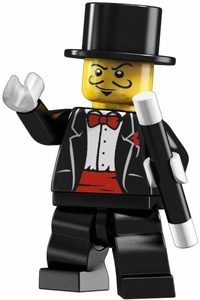 LEGO Minifigure Collection Series 1 LOOSE Mini Figure Magician