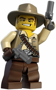 LEGO Minifigure Collection Series 1 LOOSE Mini Figure Cowboy