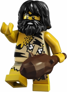 LEGO Minifigure Collection Series 1 LOOSE Mini Figure Caveman