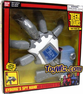 Teen Titans Roleplay Weapons Toy Cyborg's Spy Hand