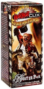 Wizkids Games Horrorclix Booster Pack Freakshow