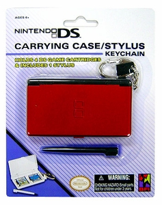 Nintendo DS Carrying Case Stylus Keychain