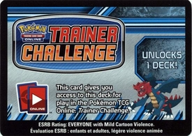 Pokemon Promo PlasmaClaw DECK Code Card for Pokemon TCG Online