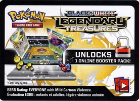 Pokemon Legendary Treasures Promo Code Card for Pokemon TCG Online