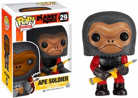 Funko POP! Planet of the Apes Vinyl Figure Ape Soldier