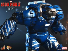 Iron Man 3 Hot Toys 1/6 Scale Collectible Diecast Figure Iron Man Mark 38 Igor Pre-Order ships November
