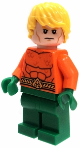 LEGO DC Universe LOOSE Mini Figure Aquaman