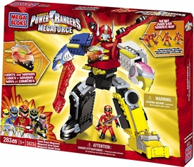 Power Rangers Megaforce Mega Bloks Set #5875 Gosei Great Megazord