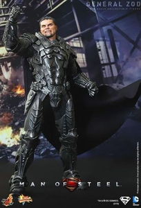 Man of Steel Hot Toys Movie Masterpiece 1/6 Scale Collectible Figure General Zod Pre-Order ships April