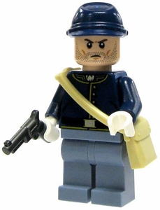 LEGO Lone Ranger LOOSE Mini Figure Cavalry Messenger with Dispatch