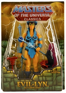 He-Man Masters of the Universe Classics Exclusive Action Figure Evil-Lyn [Second Printing]