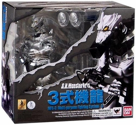 Godzilla Bandai S.H. Monsterarts Action Figure Mechagodzilla Type 3 Kiryu