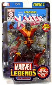 Marvel Legends Series 5 Action Figure Colossus