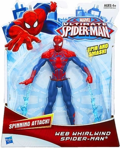 Ultimate Spider-Man Ultimate Core 6 Inch Action Figure Web Whirlwind Spider-Man Pre-Order ships April