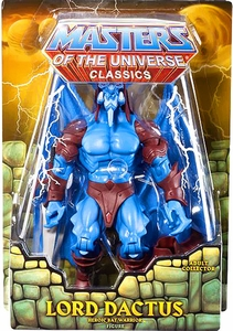 He-Man Masters of the Universe Classics Exclusive Action Figure Lord Dactus