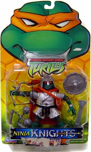 Teenage Mutant Ninja Turtles TMNT Action Figure Ninja Knights Michelangelo