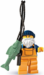 LEGO Minifigure Collection Series 3 LOOSE Mini Figure Fisherman