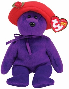Ty Beanie Baby Ruby The Bear