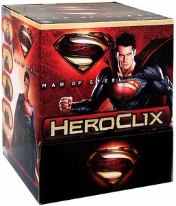 DC Heroclix Man of Steel Gravity Feed Box [24 Packs]