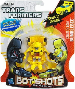 Transformers Bot Shots Battle Game Series 1 B001 Bumblebee
