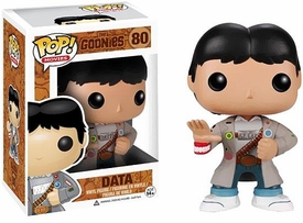 Funko POP! Goonies Vinyl Figure Data