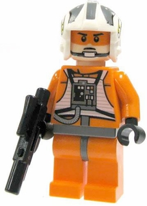 LEGO Star Wars LOOSE Mini Figure Zev Senesca