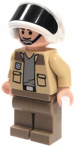 LEGO Star Wars LOOSE Mini Figure Rebel Captain Antilles