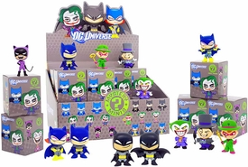 Funko DC Universe Mini Vinyl Figure Mystery Box [24 Packs] New!