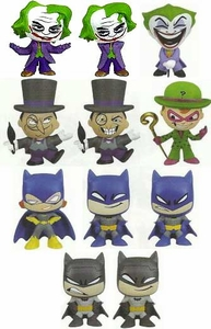 Funko DC Universe Set of 11 Basic Mini Vinyl Figures