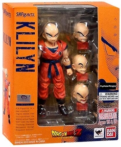 Dragon Ball Z Kai S.H. Figuarts Action Figure Krillin