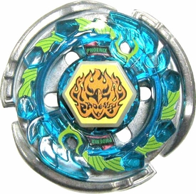 Beyblades Metal Fusion CUSTOM Battle Top LOOSE Storm Phoenix 130B