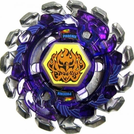 Beyblades Metal Fusion CUSTOM Battle Top LOOSE Poison Phoenix WA130SD
