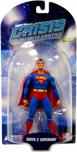 DC Direct Crisis on Infinite Earths Series 2 Action Figure Earth 2 Superman