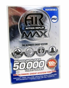 Datel Max Playstation 2 Action Replay