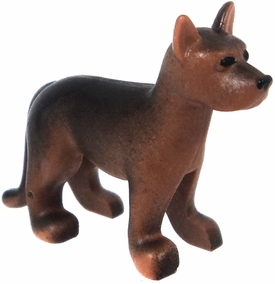 Playmobil LOOSE Animal German Shepard Puppy Standing