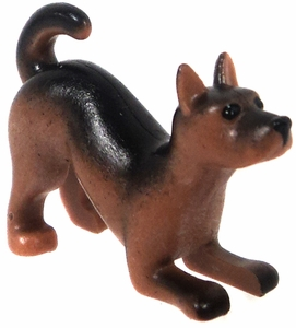 Playmobil LOOSE Animal German Shepard Puppy Playing