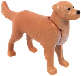 Playmobil LOOSE Animal Golden Retriever Dog Standing