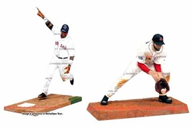 McFarlane Toys MLB Sports Picks World Series Champions Action Figure 2-Pack David Ortiz & Dustin Pedroia Pre-Order ships April